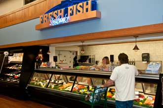 Photo Seafood Counter